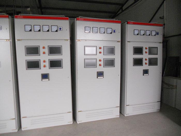 PLC自动控制柜图片